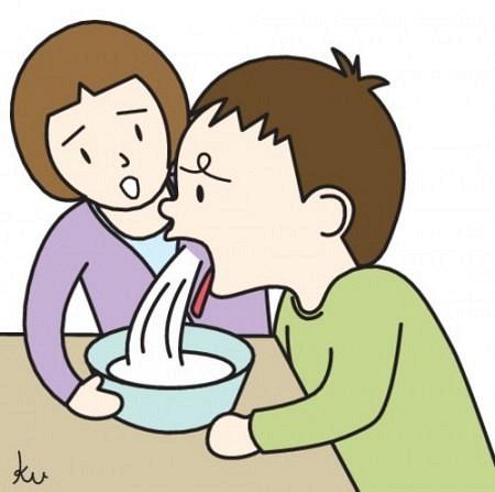 20 嘔吐 すぐに飲み物を与えない|岡山の医療健康ガイド MEDICA