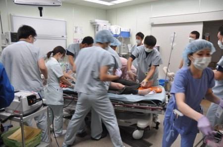 中央 病院 津山