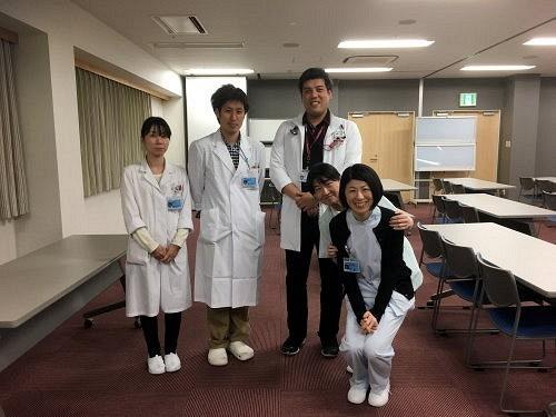 津山 中央 病院